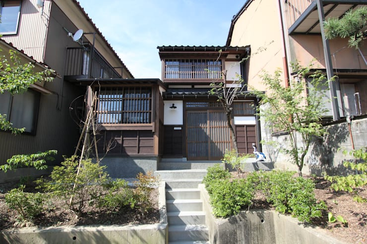 東山の家: tsf_takaが手掛けた家です。