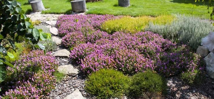 Giardino in stile  di Centrum ogrodnicze Ogrody ResGal