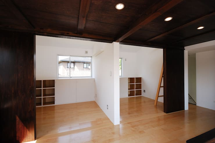子供部屋: 株式会社ブレッツァ・アーキテクツが手掛けた子供部屋です。