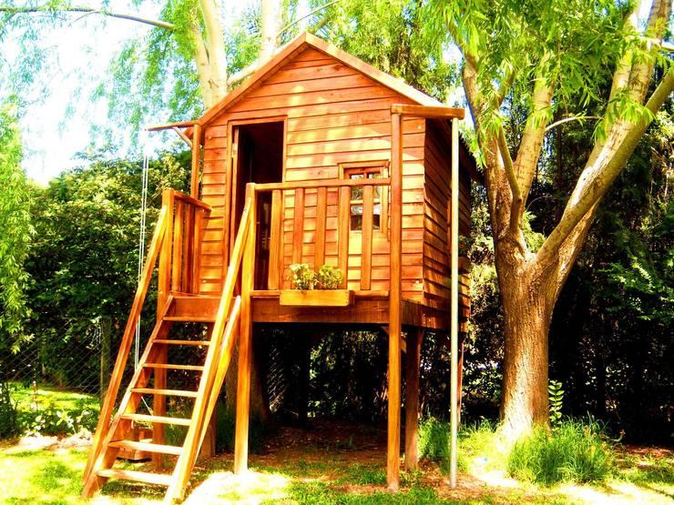 Jardín de estilo  por Juegos del Bosque
