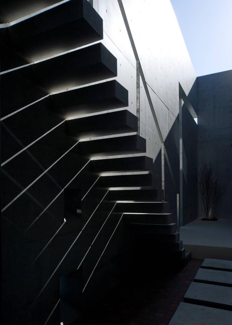 影: 本田建築設計事務所が手掛けたテラス・ベランダです。