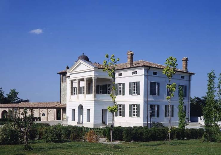 klasieke Huizen door Andrea Pacciani Architetto