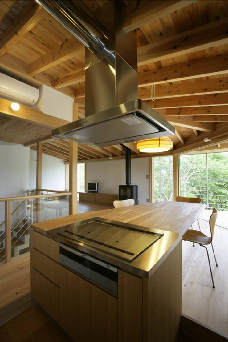 image: woods1が手掛けたキッチンです。