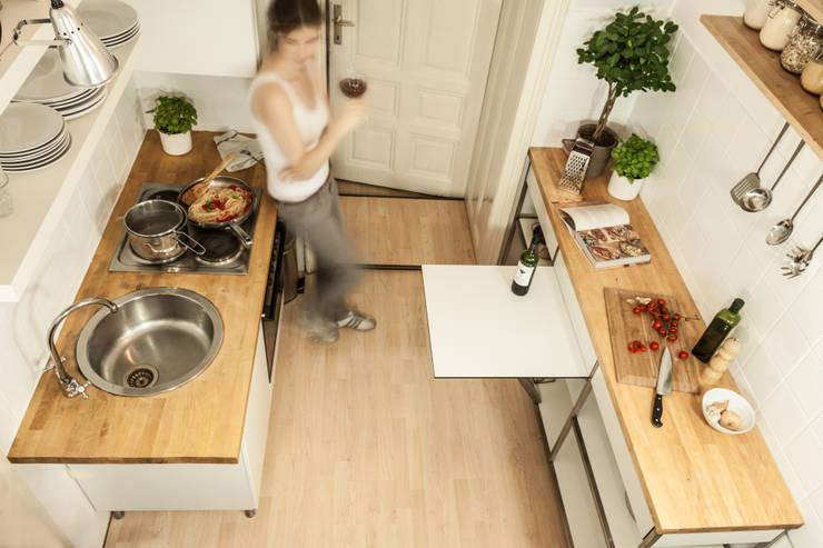 廚房 by bonpart