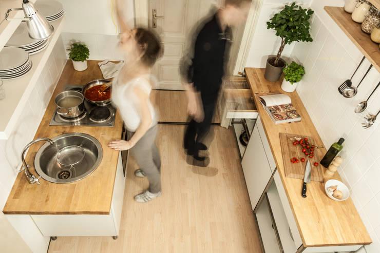 bonpartが手掛けたキッチン