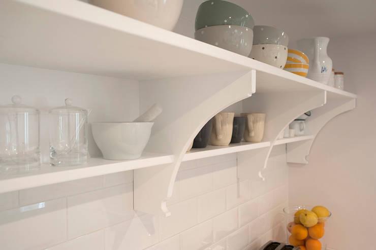 Projekty,  Kuchnia zaprojektowane przez Gumuzio&PRADA diseño e interiorismo
