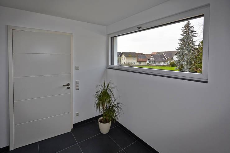 Corridor, hallway by hilzinger GmbH - Fenster + Türen
