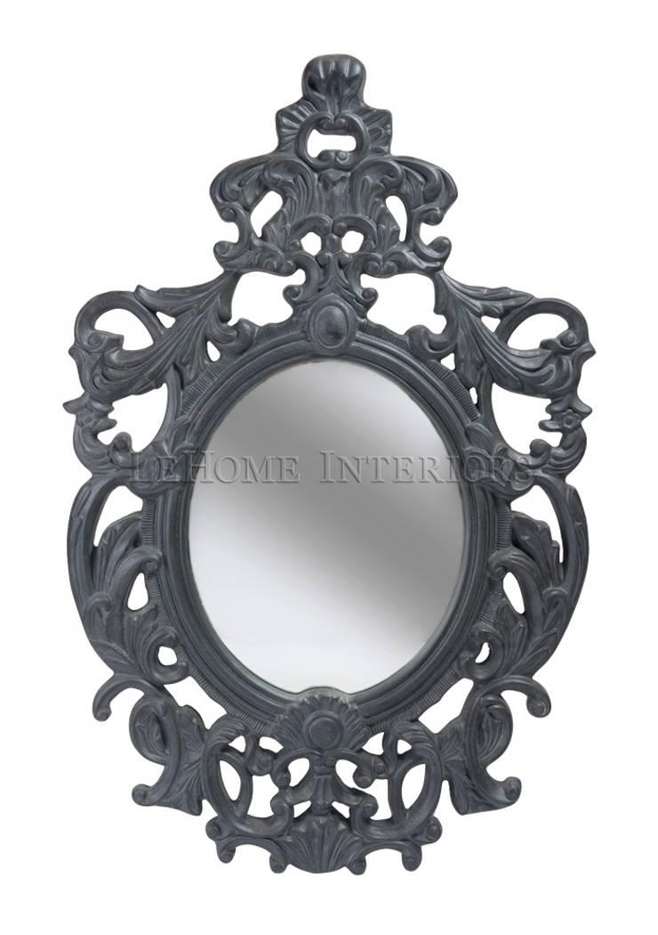 Зеркало M047: Спальная комната  в . Автор – LeHome Interiors