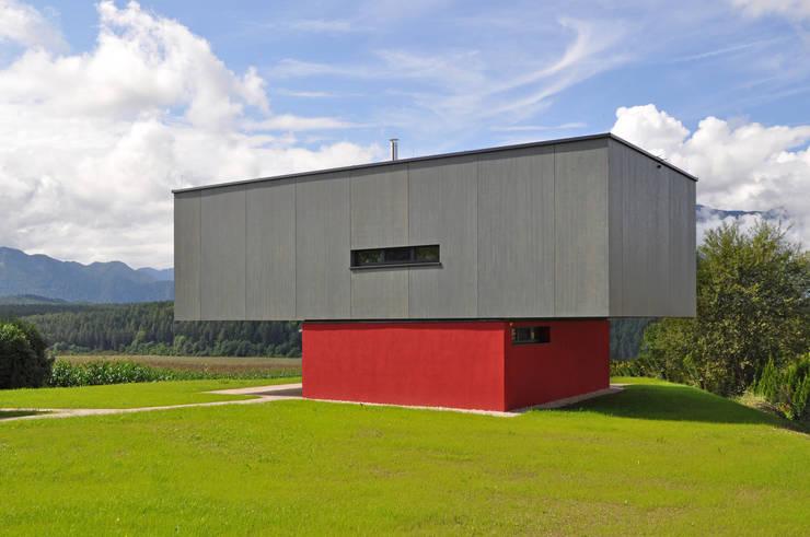 Casas de estilo  por Architekt DI Stefan Klein