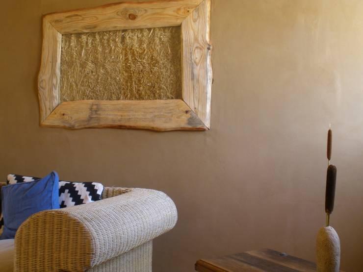 Casa em palha: Casas  por Terrapalha