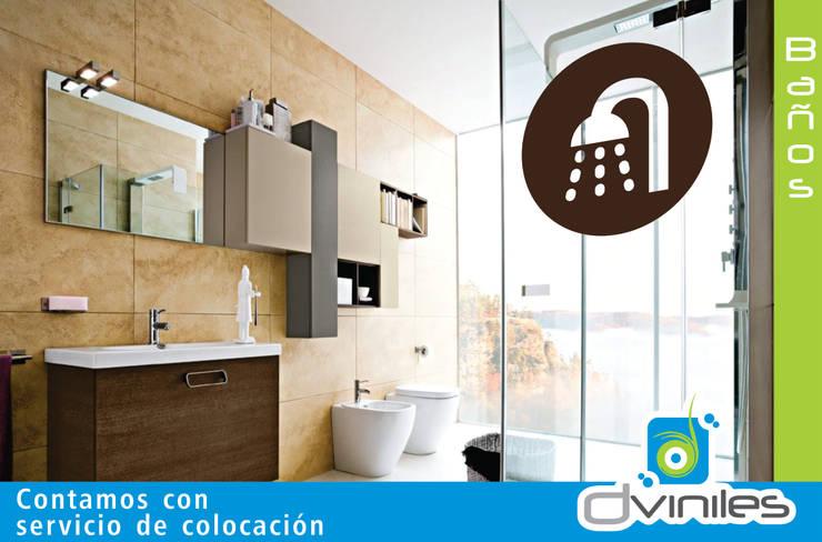Casas de banho modernas por IMPREXA