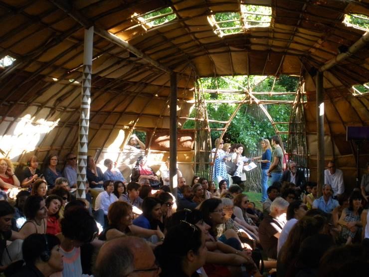 A Cabana: Jardins  por Terrapalha