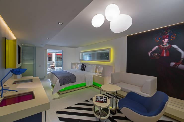 Dormitorios de estilo  de diesco