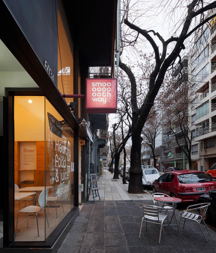 Smoothway Soler Casas modernas: Ideas, imágenes y decoración de IR arquitectura Moderno Vidrio