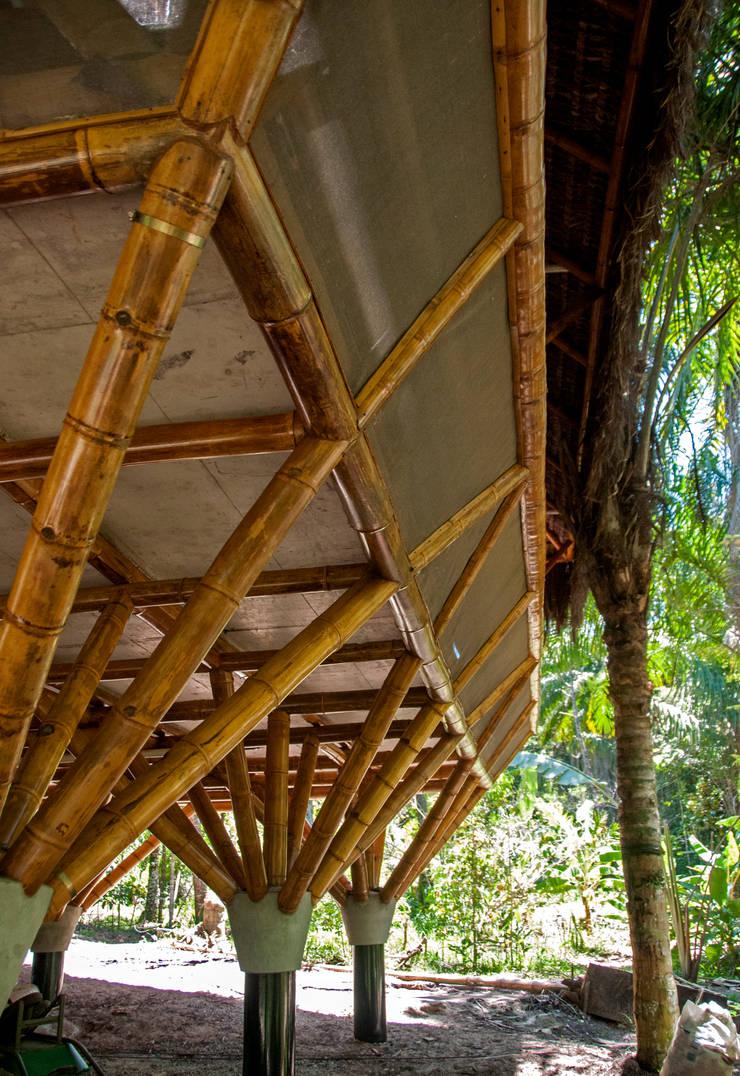 Universo Pol – Morro de San Pablo: Terrazas de estilo  por IR arquitectura