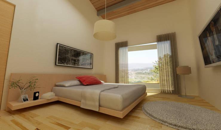 Casa D´Oliveira – Turismo Rural: Hotéis  por GAUDIprojectos