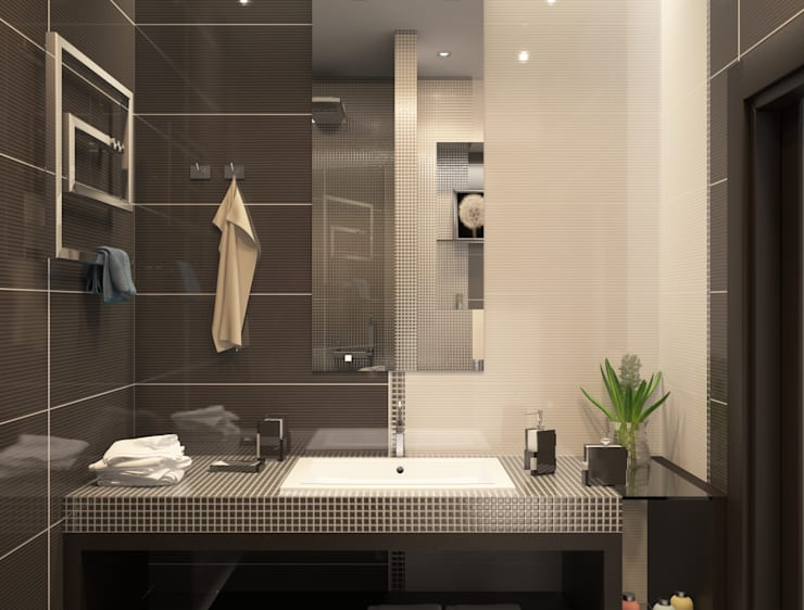 Astar project의  욕실