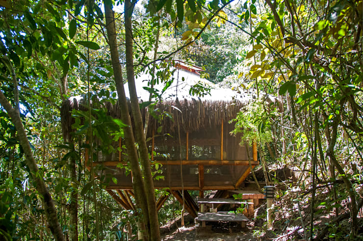 tropical Houses by IR arquitectura