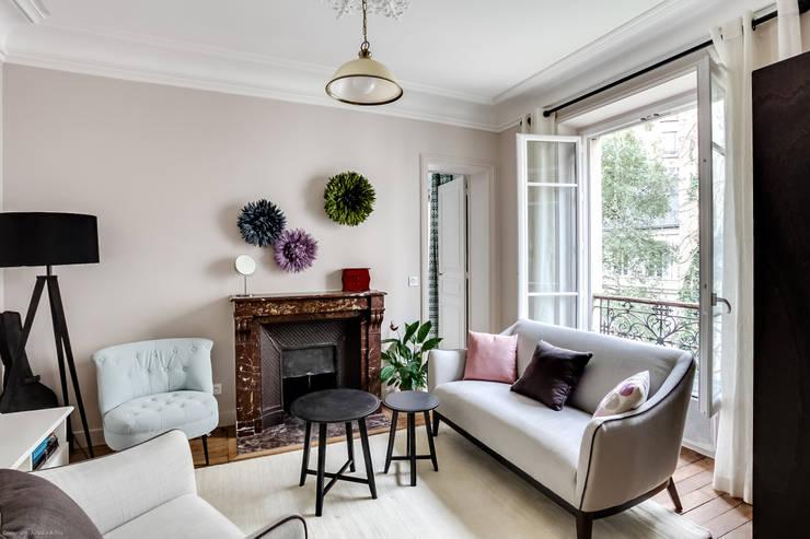 Renovation Et Decoration Appartement Ancien Par Decorexpat Homify