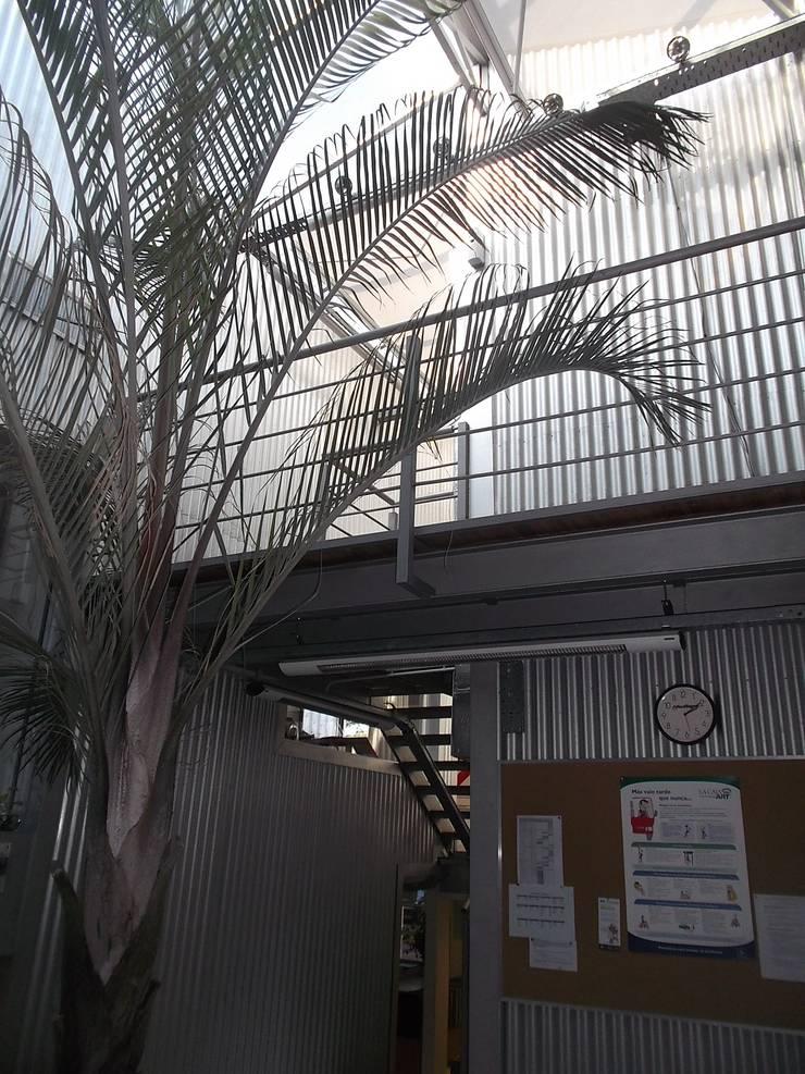 Hall Central y Circulacion Actual:  de estilo  por Grupo PZ