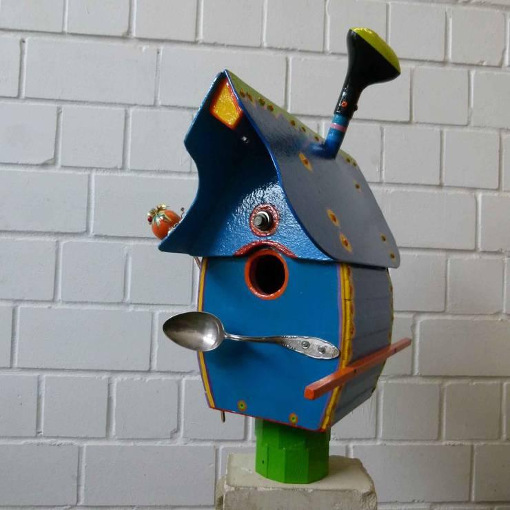 Vogelvilla:  Garten von werkstatt+atelier petra hemmers