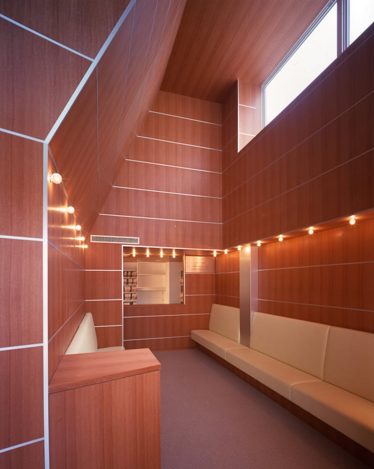 斎田邸&医院/ Saida house & clinic: Guen BERTHEAU-SUZUKI  Co.,Ltd.が手掛けた和室です。