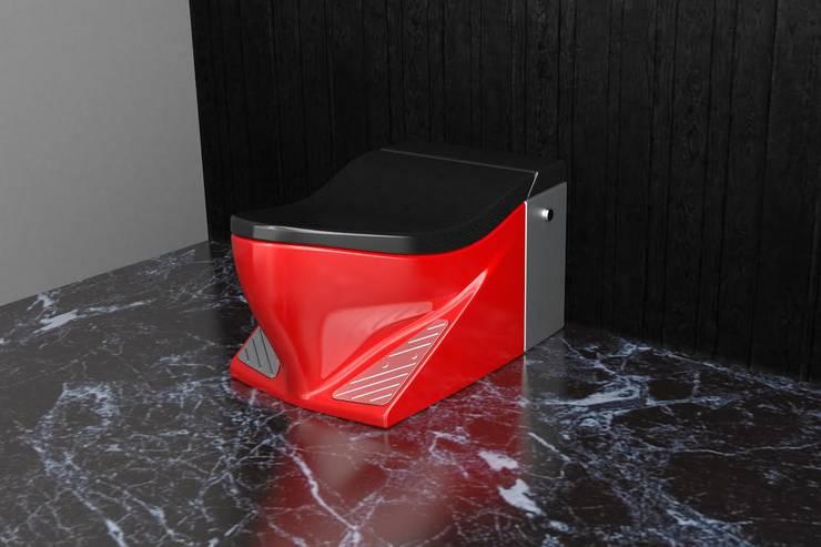 日本人のためのTOILET: pal-designが手掛けた洗面所&風呂&トイレです。