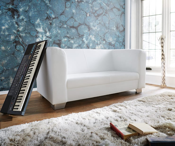 modern Living room by DELIFE