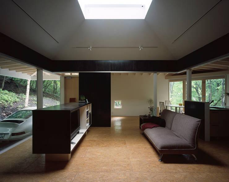 高田事務所의  거실