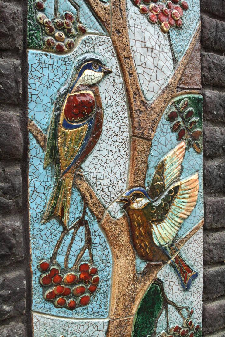Птицы: Произведения искусства в . Автор – ООО 'Арт-керамика Владимира Ковалева',