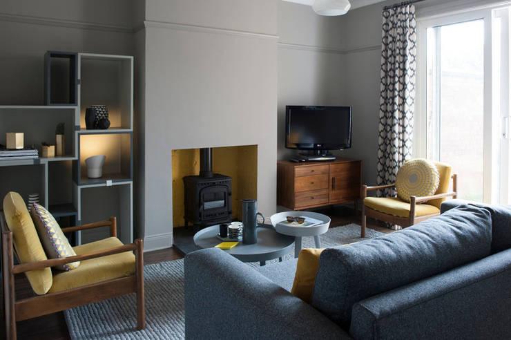 Sala de estar  por Niki Jones