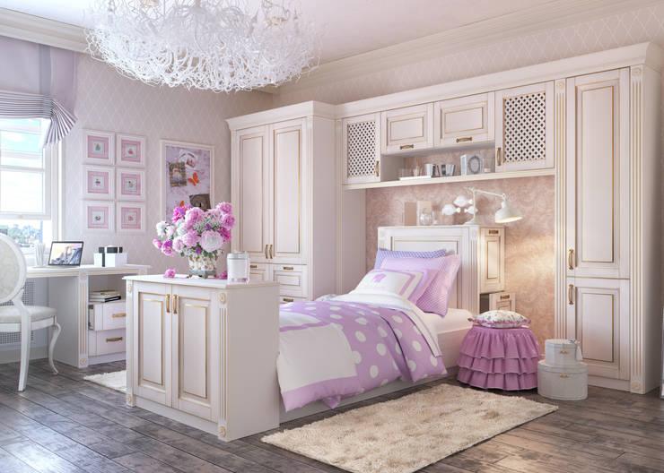 Nursery/kid's room by Дмитрий Каючкин, Classic