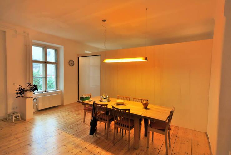 Comedores de estilo minimalista por allmermacke