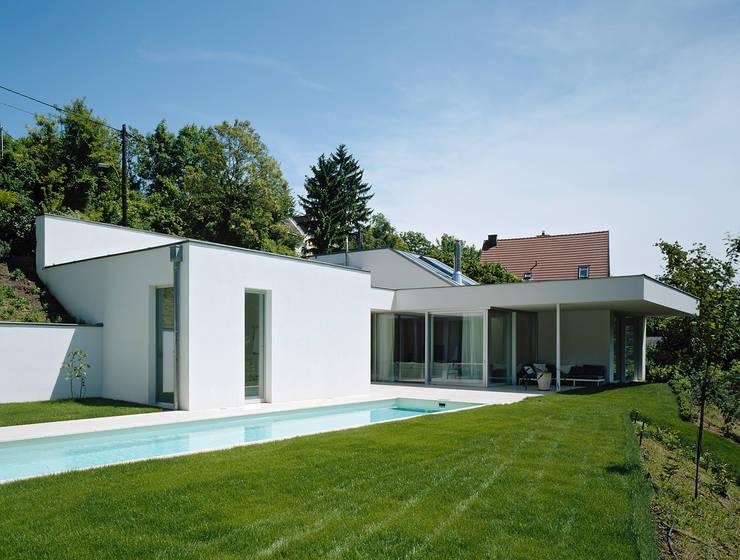 SILVERGIRL: moderne Häuser von DREER2