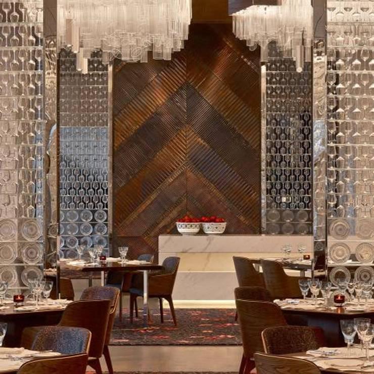 Doğdu Cam Ve Ayna San. Tic. Ltd. Şti – Zorlu Center Rufless Hotel:  tarz İç Dekorasyon