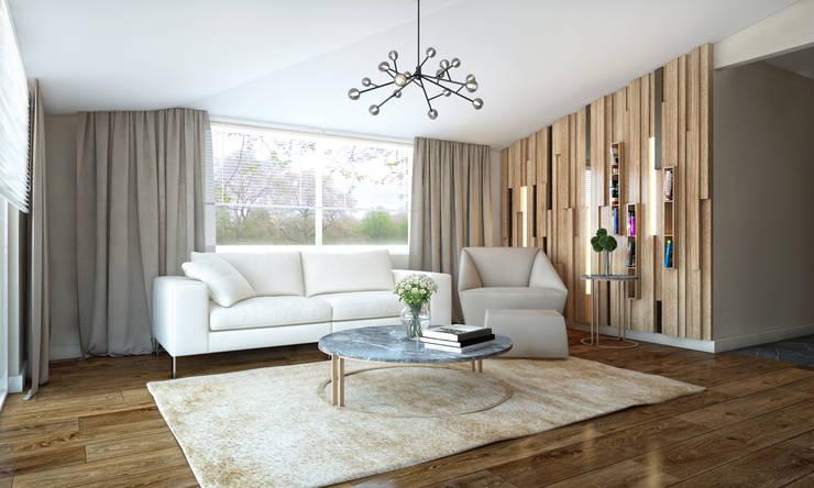 BWorks  – TD HOUSE: modern tarz , Modern