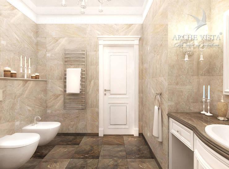 #2: styl , w kategorii Łazienka zaprojektowany przez ARCHE VISTA