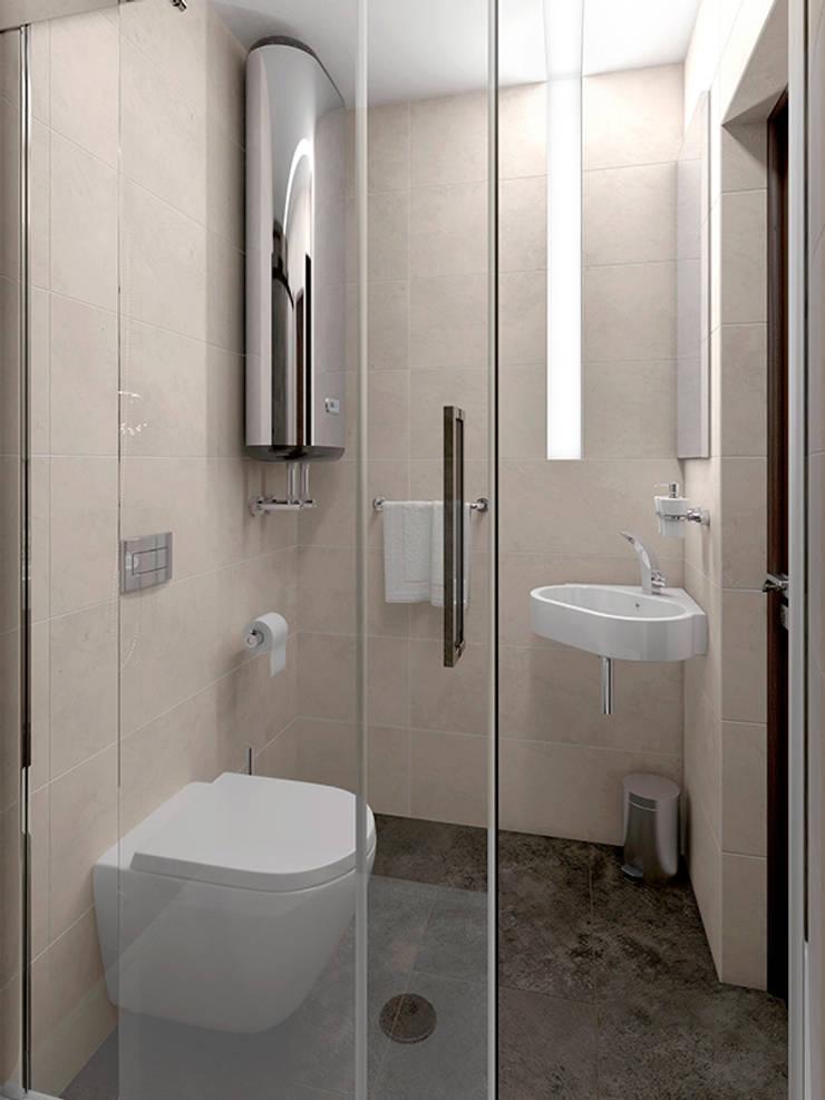 #1: styl , w kategorii Łazienka zaprojektowany przez ARCHE VISTA