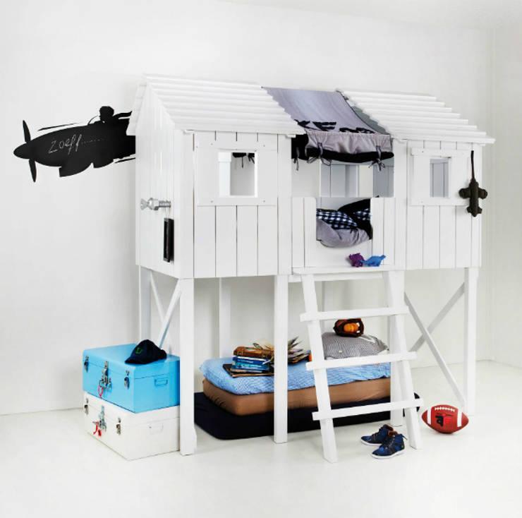 Projekty,  Pokój dziecięcy zaprojektowane przez Çelebi Ahşap & İç Dekorasyon ve Tasarım