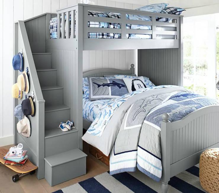 Dormitorios infantiles de estilo moderno por Çelebi Ahşap & İç Dekorasyon ve Tasarım
