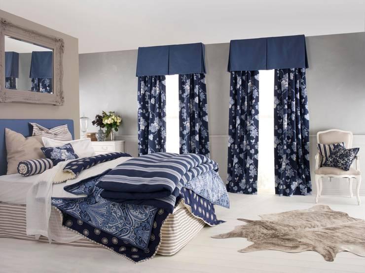 AKTİF PERDE – ŞIK BİR YATAK ODASI:  tarz Yatak Odası