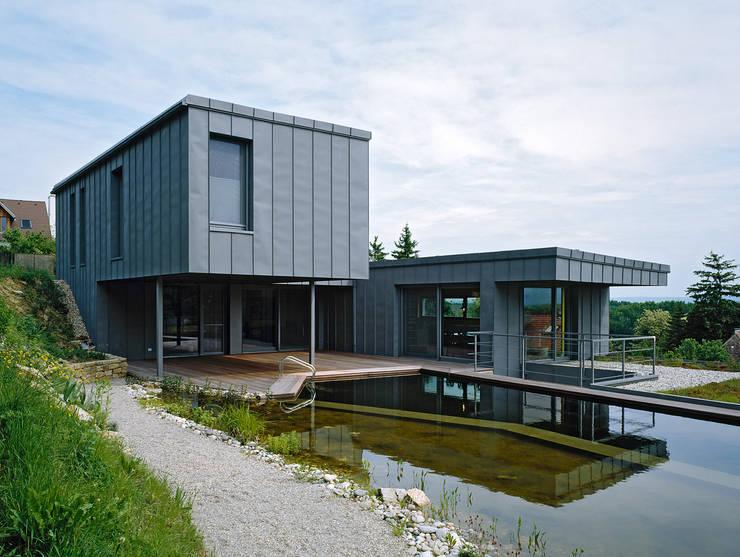 Projekty, nowoczesne Domy zaprojektowane przez DREER2