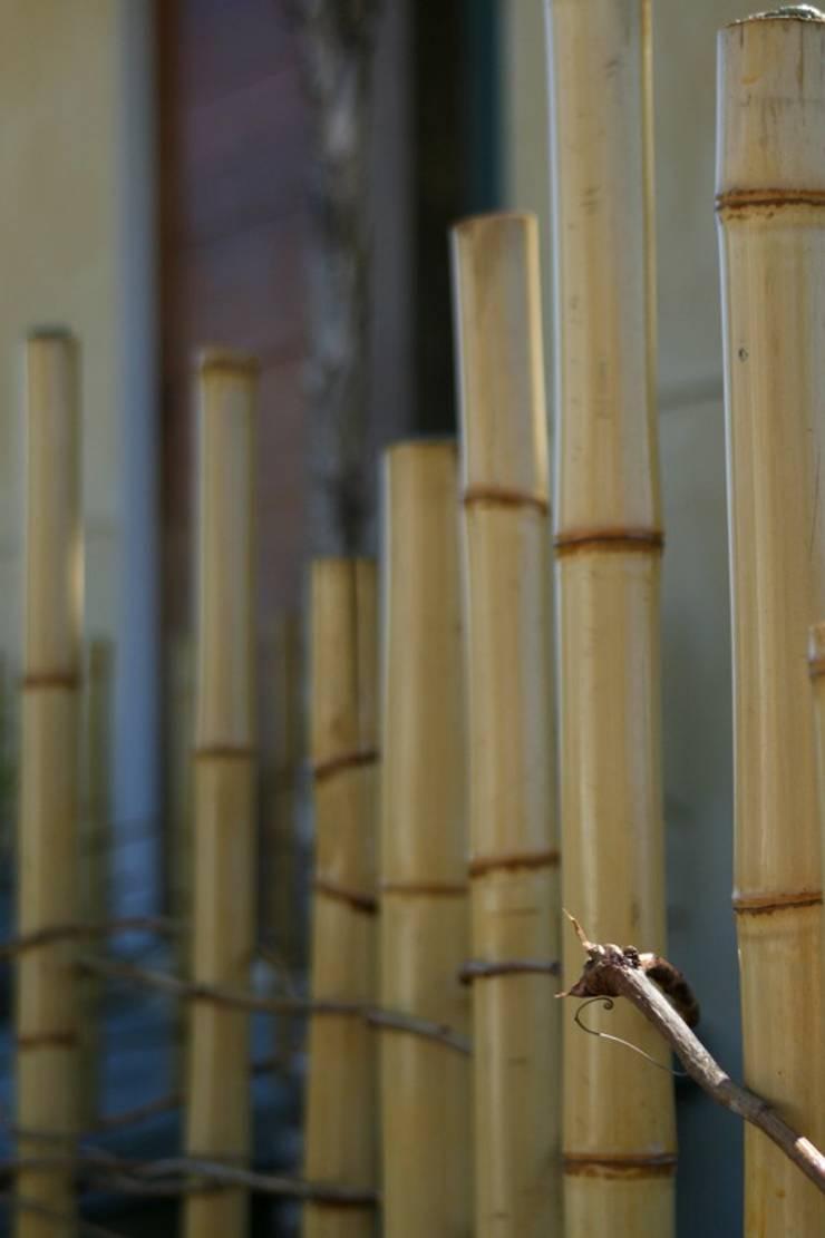 Casa Ecológica I: Terraços  por alexis vinícius arquitetura e design,