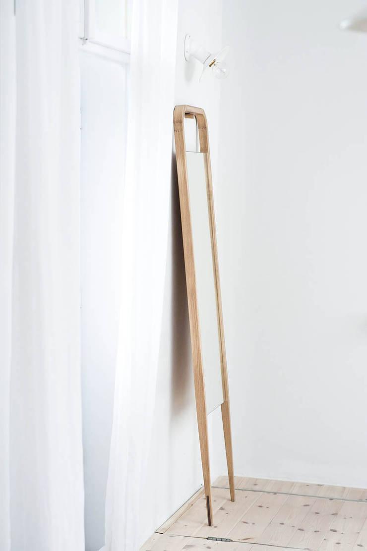 M1 Lustro: styl , w kategorii Korytarz, hol i schody zaprojektowany przez Loft Kolasiński