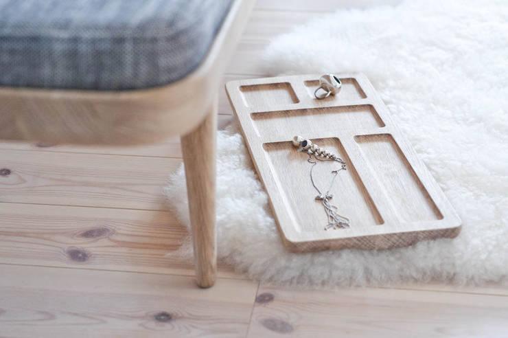R1 Organizer: styl , w kategorii Salon zaprojektowany przez Loft Kolasiński