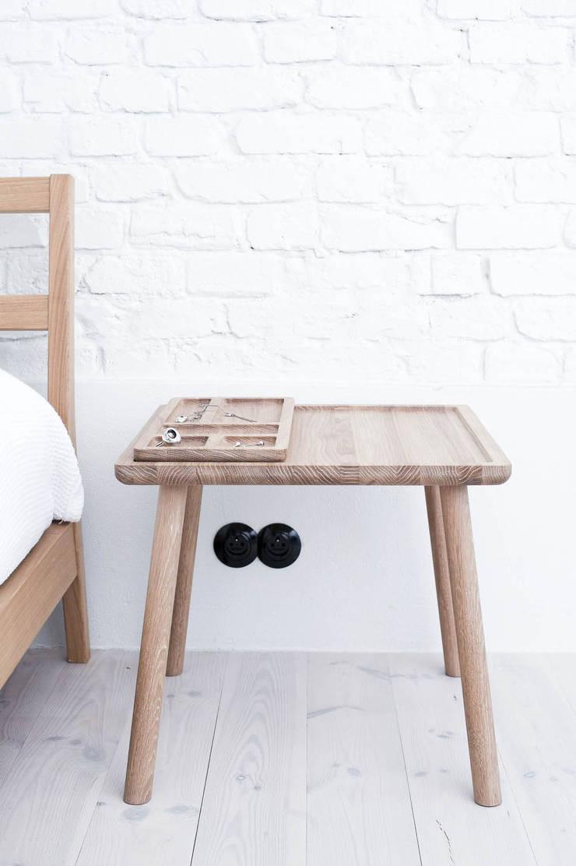 T2 Stolik : styl , w kategorii Salon zaprojektowany przez Loft Kolasiński