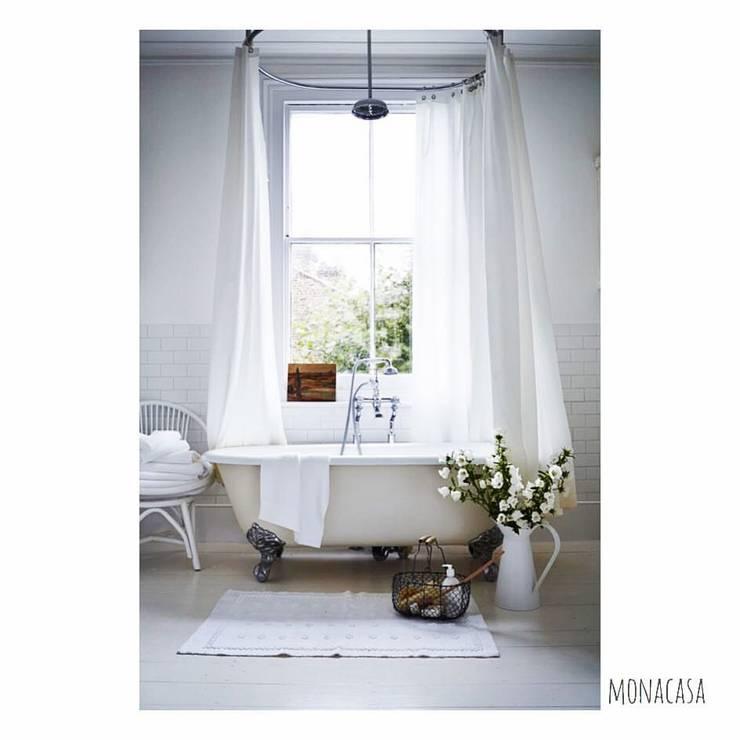Mona Casa – Mona Casa: modern tarz Banyo