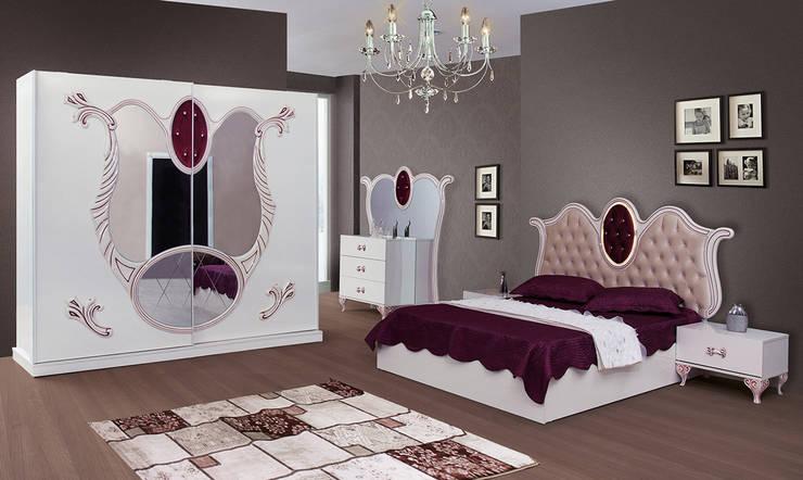 DASELL MOBİLYA – Dasell Mobilya:  tarz Yatak Odası
