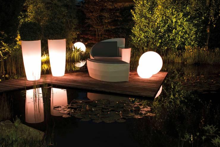 Moderne Gartenbeleuchtung 7 Stimmungsvolle Ideen