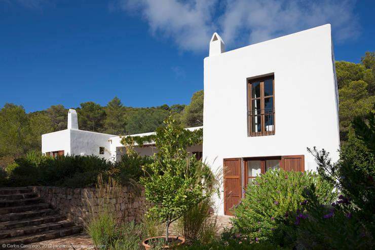 Jardins campestres por Rios-Casariego Arquitectos
